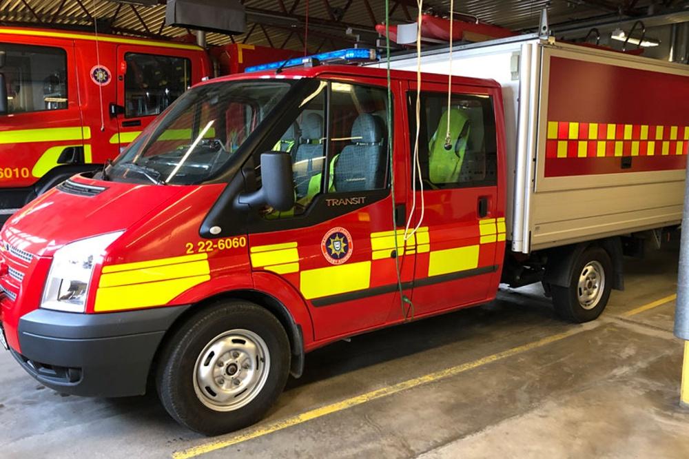 Räddningstjänsten i Torsby