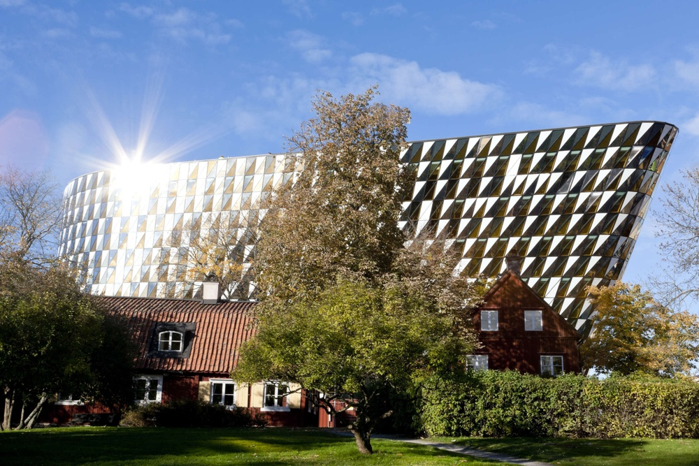 Photo: Karolinska Institutet by Henrik Trygg, mediabank.visitstockholm.com