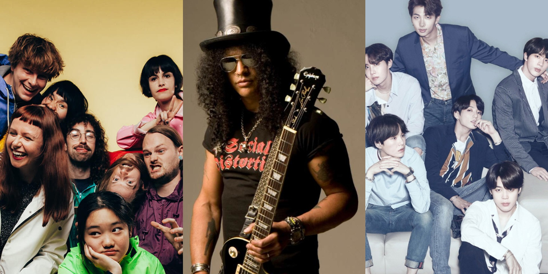 Your guide to the Singapore concerts you can't miss this January