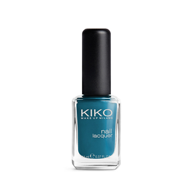 Nail Lacquer Oil Blue