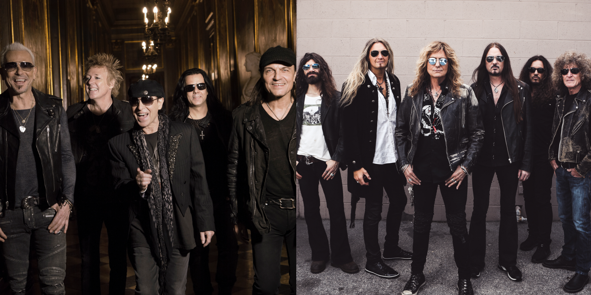 LAMC Productions announces change in venue for first day of Singapore Rockfest II: Scorpions and Whitesnake