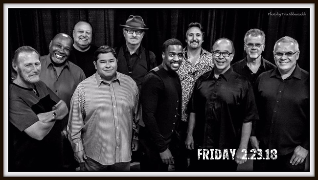 TBT - Tower of Power 50th Anniversary Tour 2018 - Friday February 23, 2018