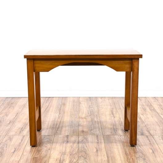 Homemade Table Writing Desk