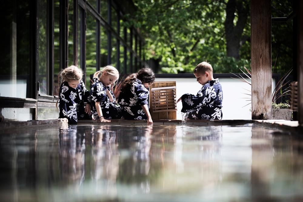 Yasuragi Kids - Det populära familjekonceptet Yasuragi Kids pågår i år mellan den 24 juni - 11 augusti. Då anpassas Yasuragi för både stora och små med särskilda familjeaktiviteter.