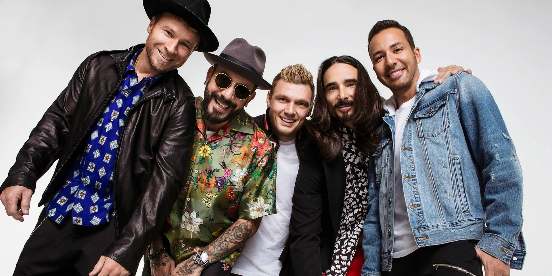 Backstreet Boys upcoming Singapore show is now sold out
