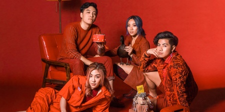 The Sam Willows announce exclusive Christmas show in support of the Children's Cancer Foundation and Funan