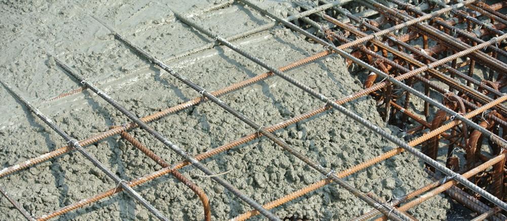 betong med armering