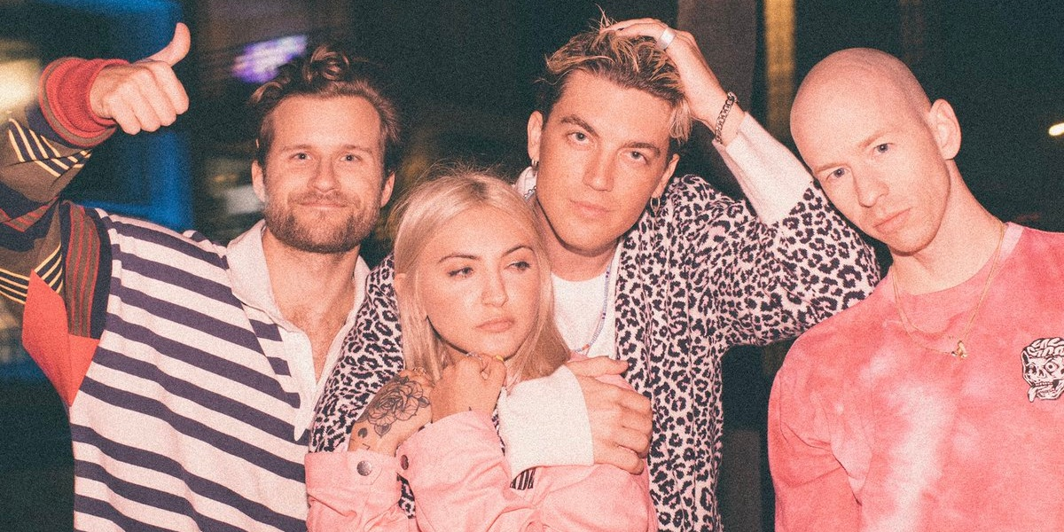 LANY teams up with Julia Michaels for new single, 'Okay' – listen