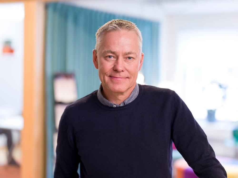 Bengt-Åke Ljudén, Vd Almi Uppsala