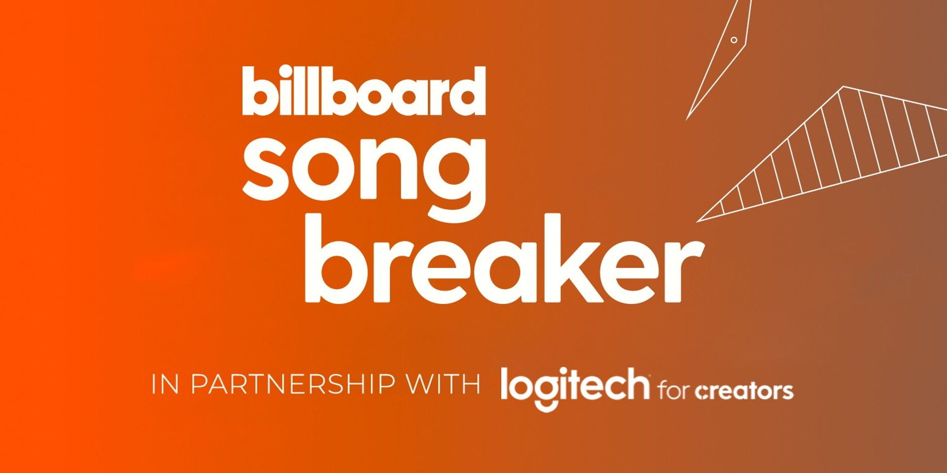 Billboard partners with Logitech for new 'Song Breaker' chart that ranks music influencers on TikTok and YouTube