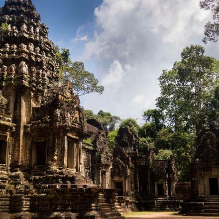Banteay Kdei, Angkor Complex