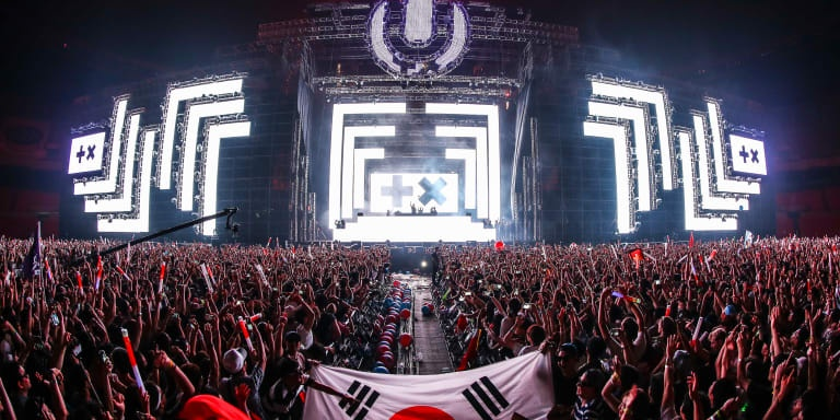 Ultra Korea plagued with delays on day one of festival