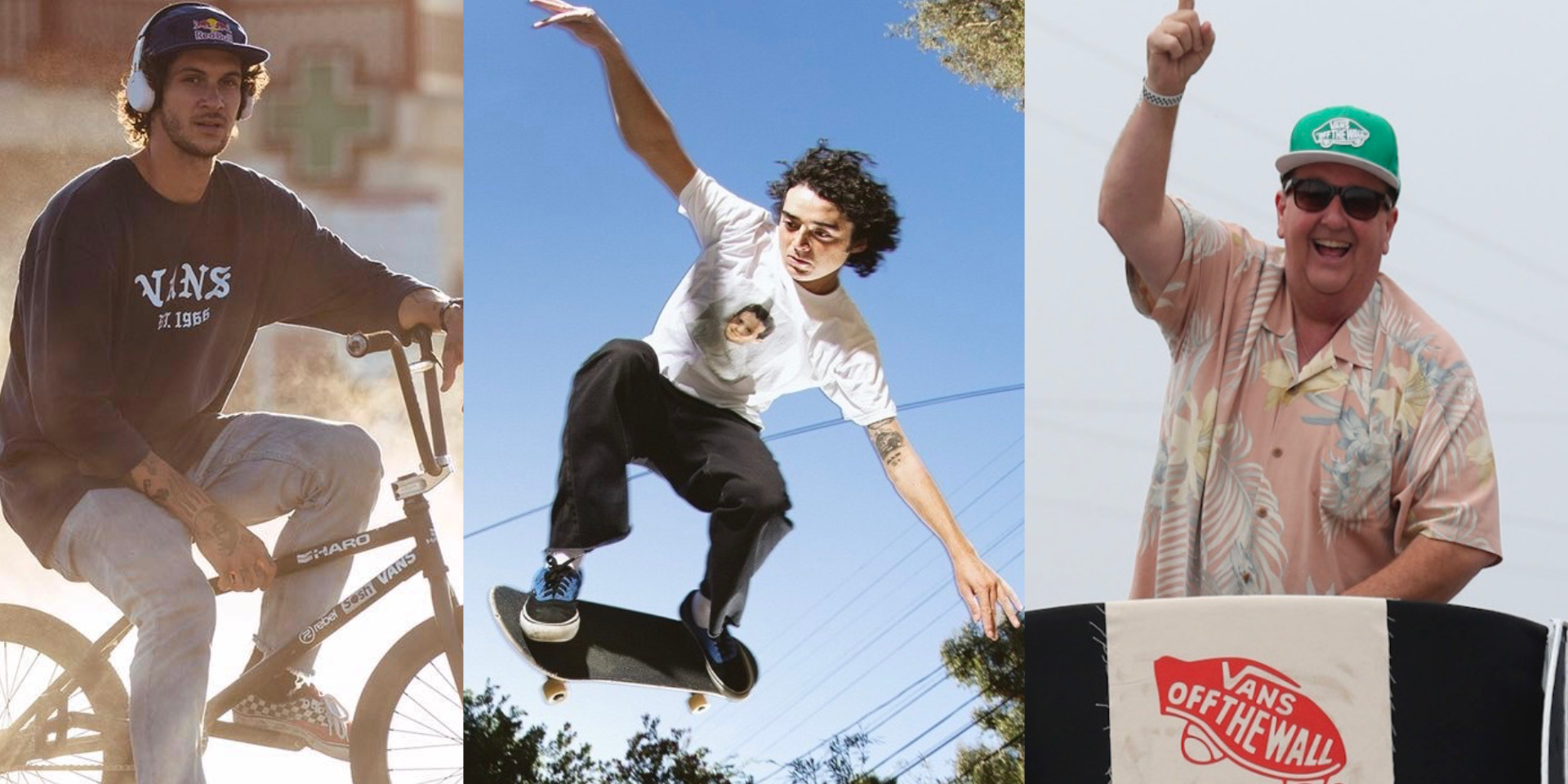 Relive those good old days in your VANS with these playlists