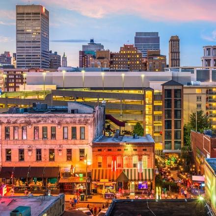 Music Cities USA featuring Nashville & Memphis