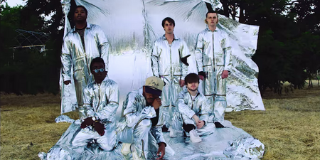 Brockhampton shares bonkers music video for 'If You Pray Right' – watch