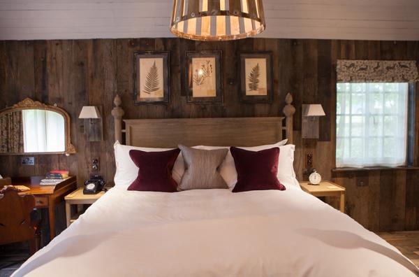 Pig Brockenhurst room