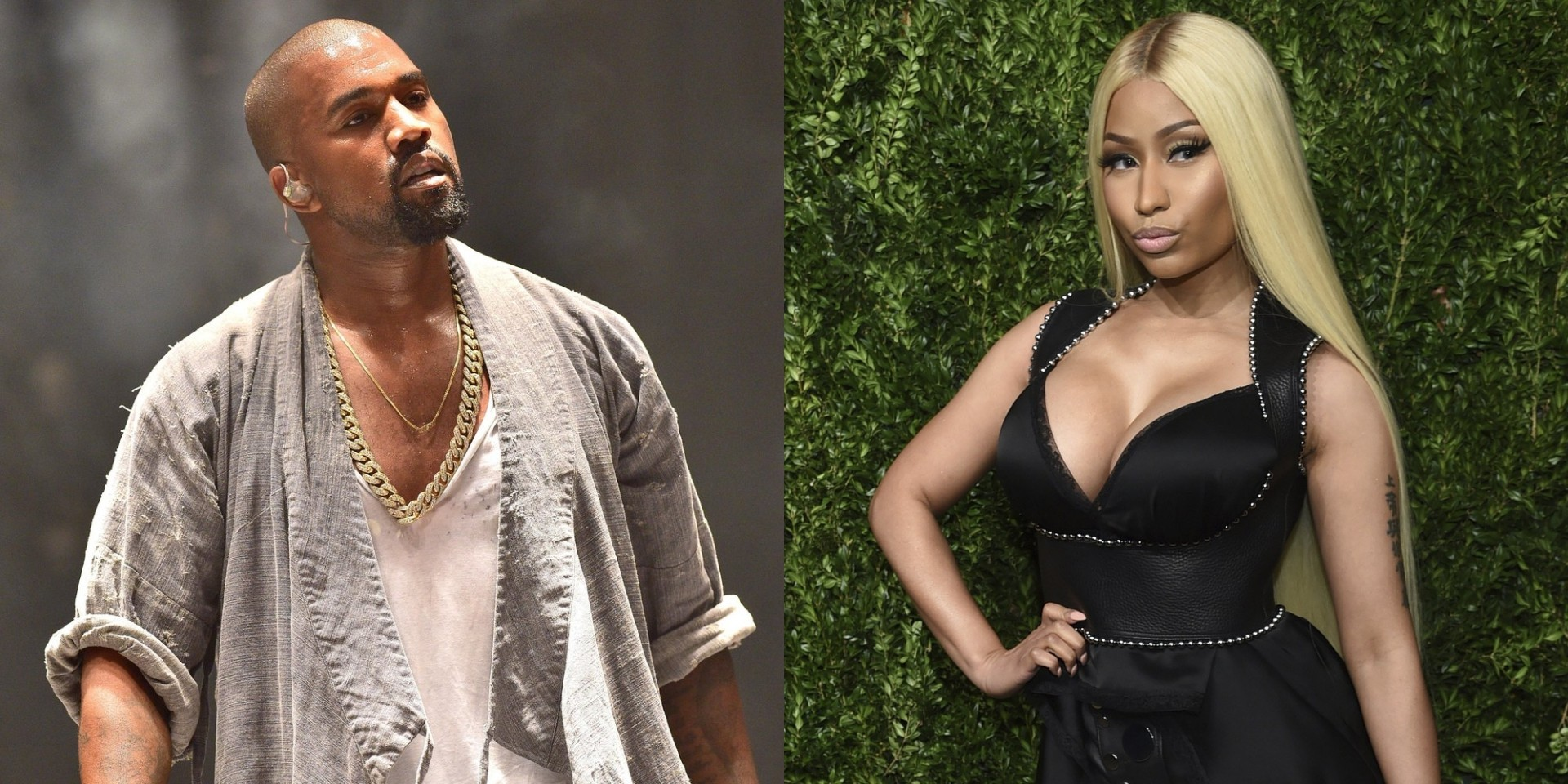 Kanye West announces new song 'New Body', featuring Nicki Minaj
