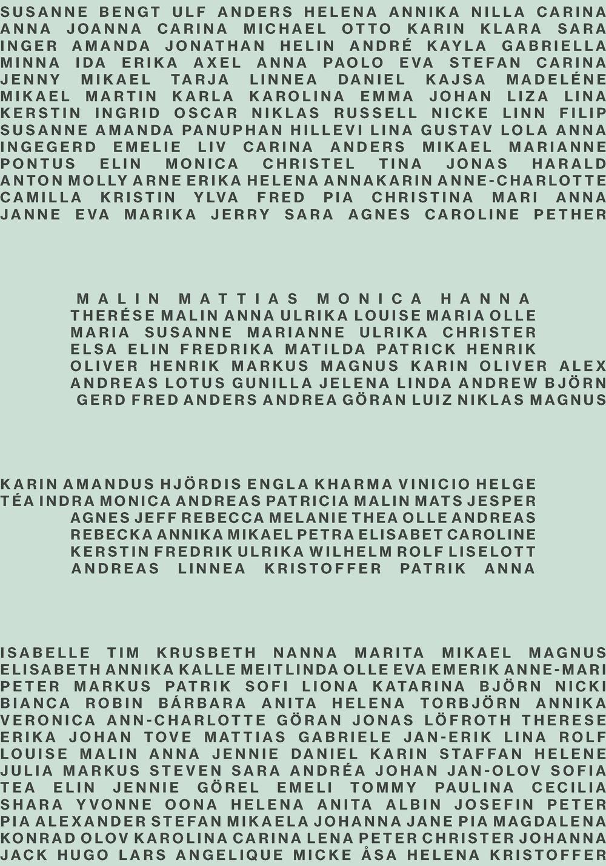 33 563 personer skrev under Södra Teaterns namninsamling för att stötta sommarkonserterna på Mosebacketerrassen.
