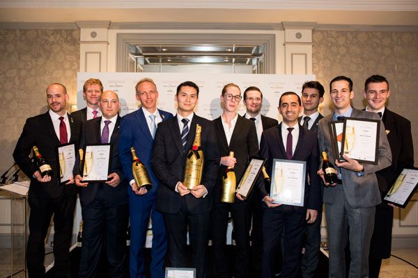 Sommelier of Year 2017 Finalists