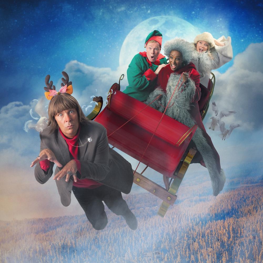 Humorkalaset Christmas 2019