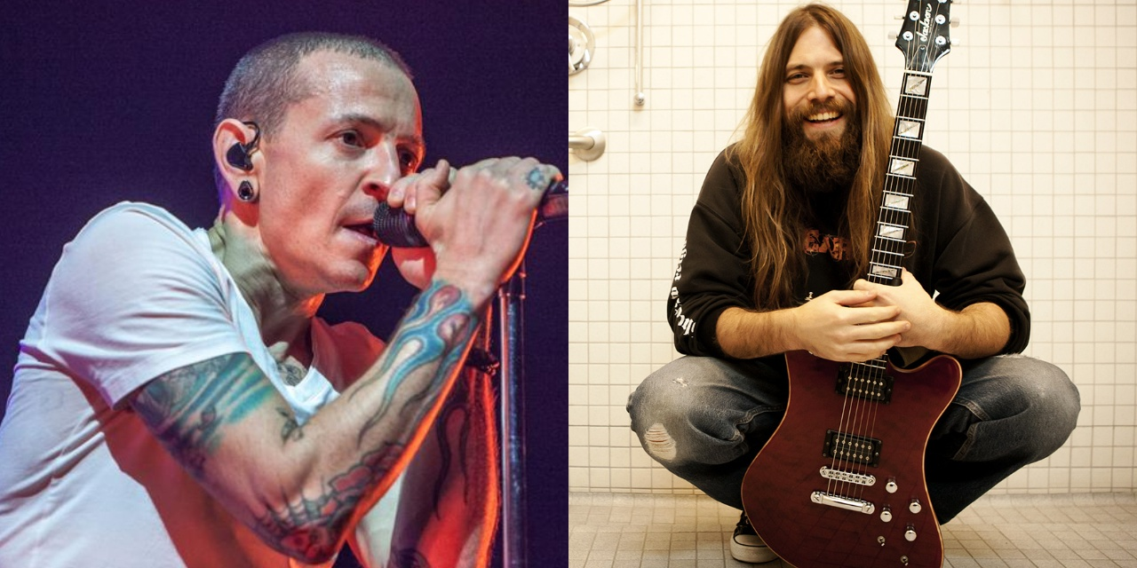 Mark Morton releases long-awaited track with Chester Bennington, features members of Trivium – listen