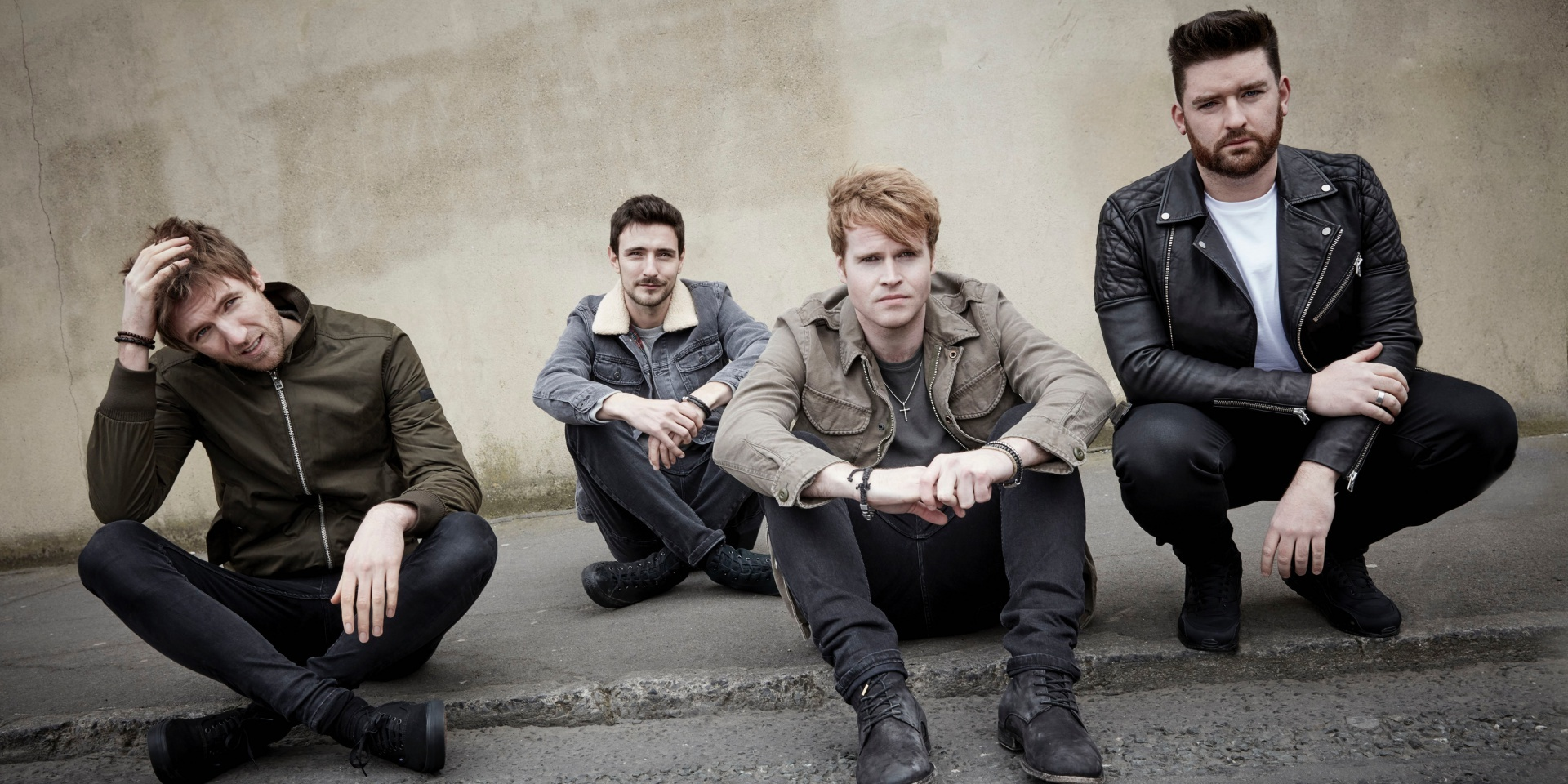 """We're hoping that our audience is able to stay and develop with us"": An interview with Kodaline"