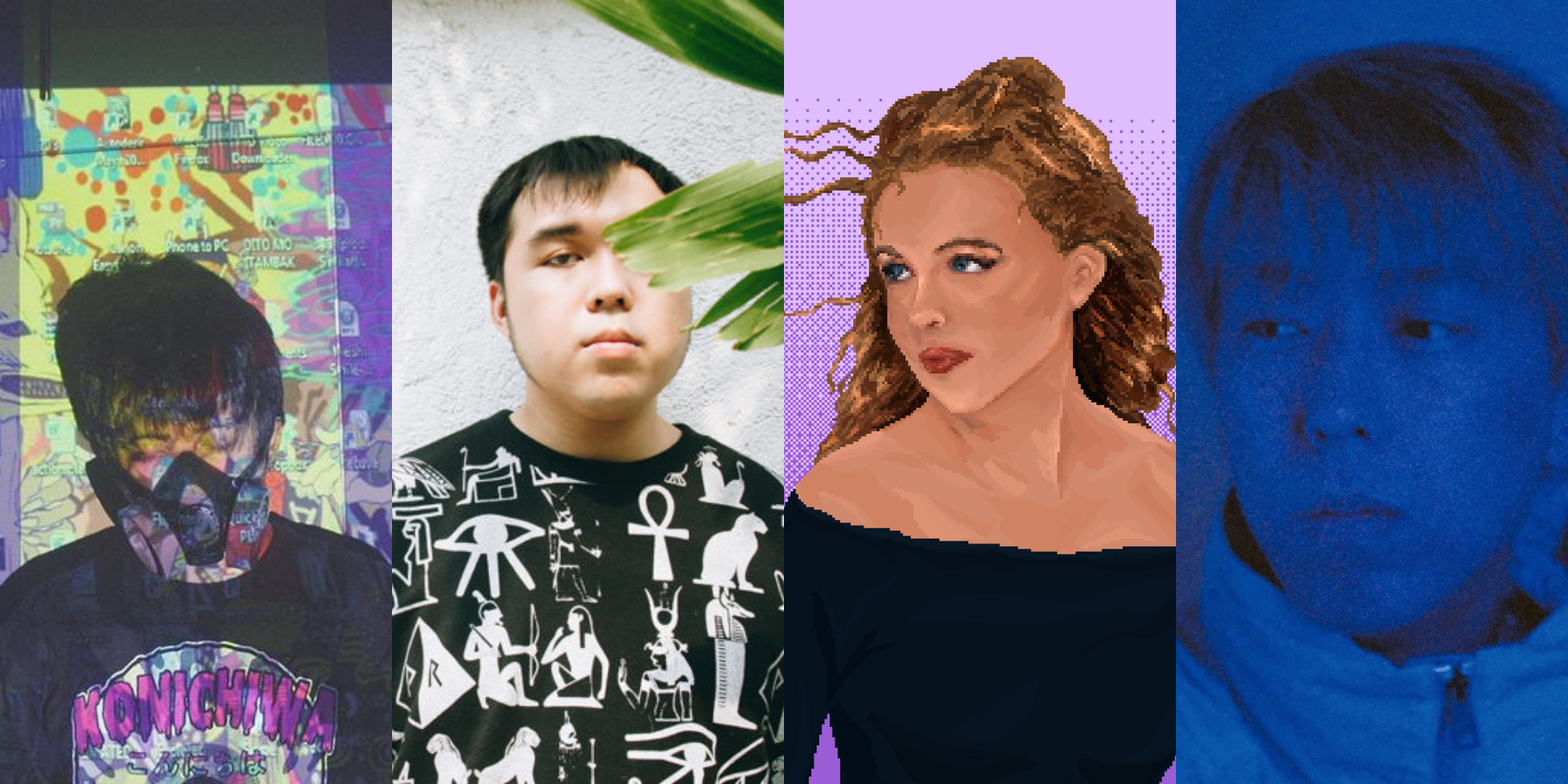 Meishi Smile, similarobjects, U-Pistol, DJ Sabrina The Teenage DJ, and more to perform at online music festival, Mechafest 2021