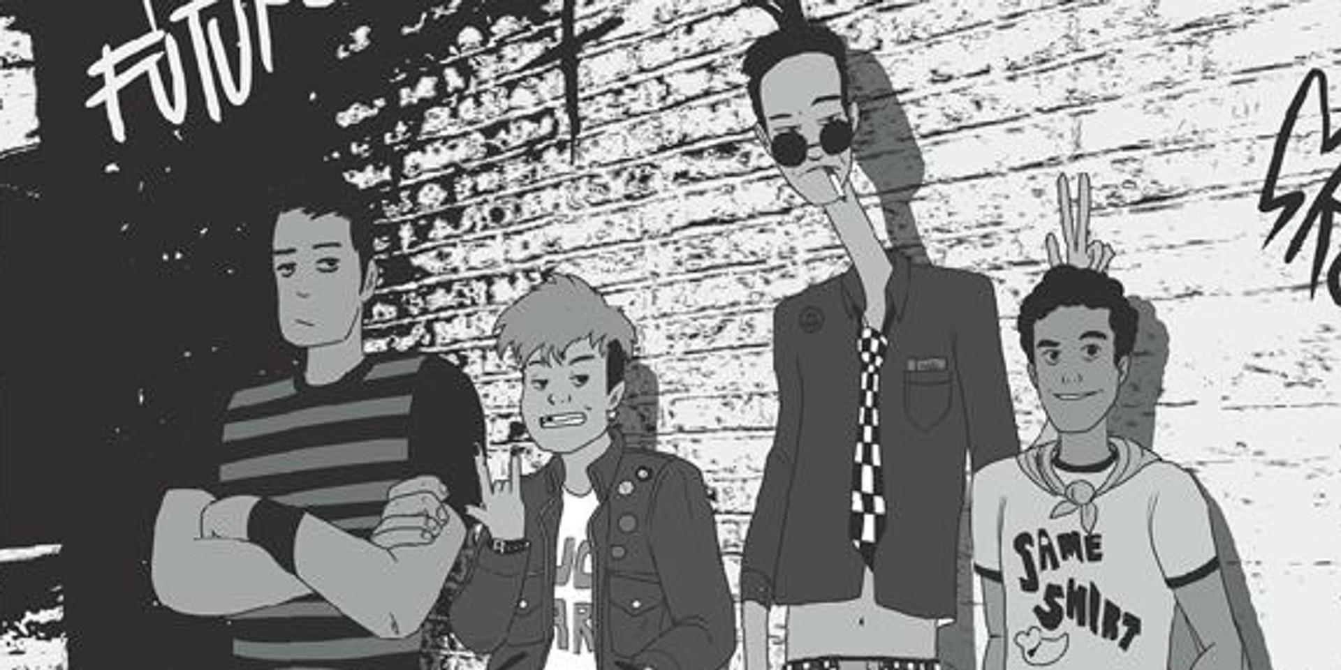 #SigawDarna concept band The Ravelos make debut with 'Anuna' – listen
