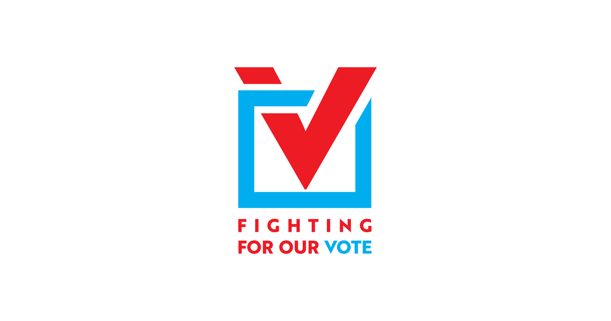 Fighting #Forward Fighting for Our Vote Link Thumbnail   Linktree