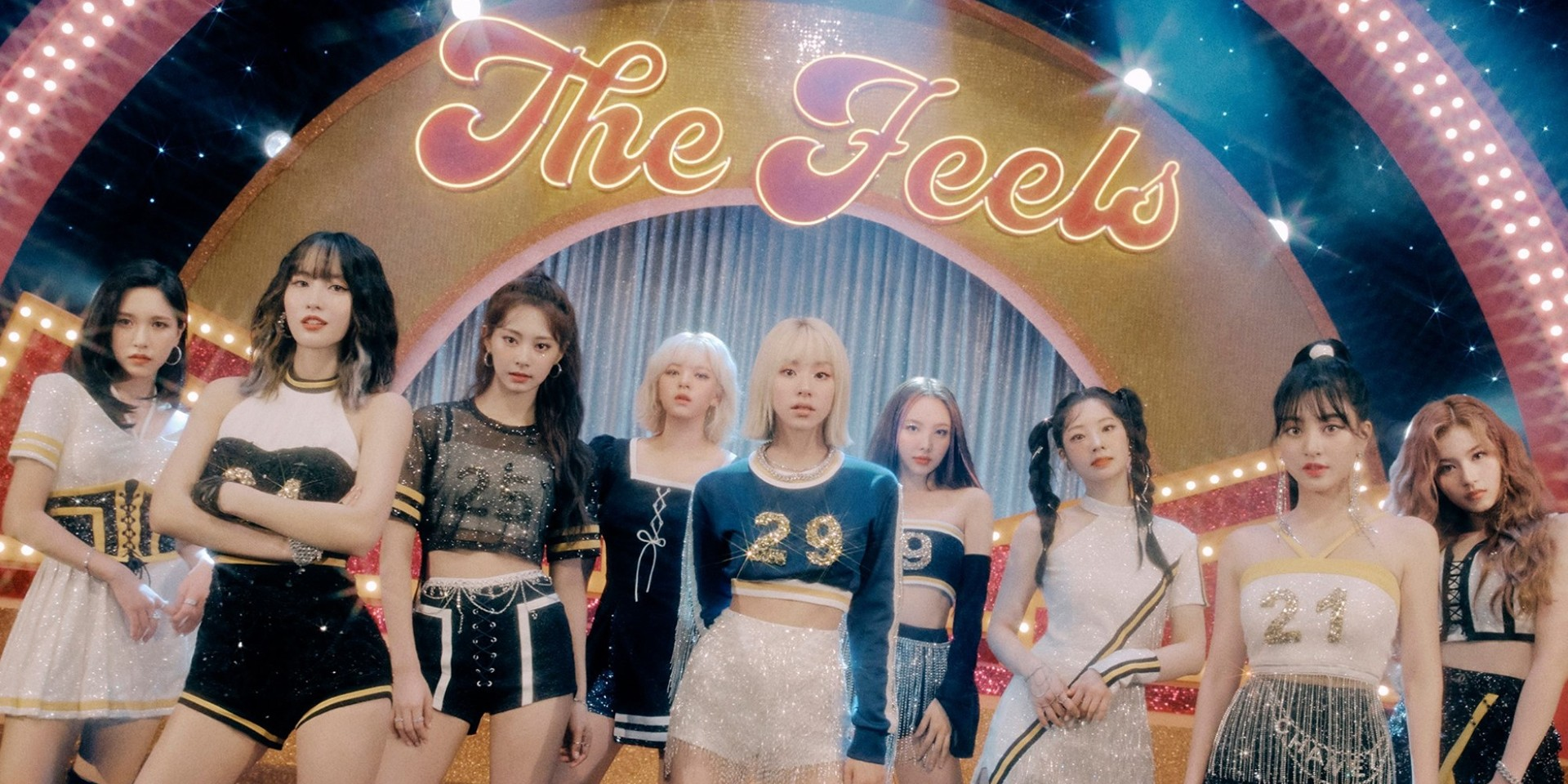 TWICE give you 'The Feels' with first English single, announce new album dropping this November – watch