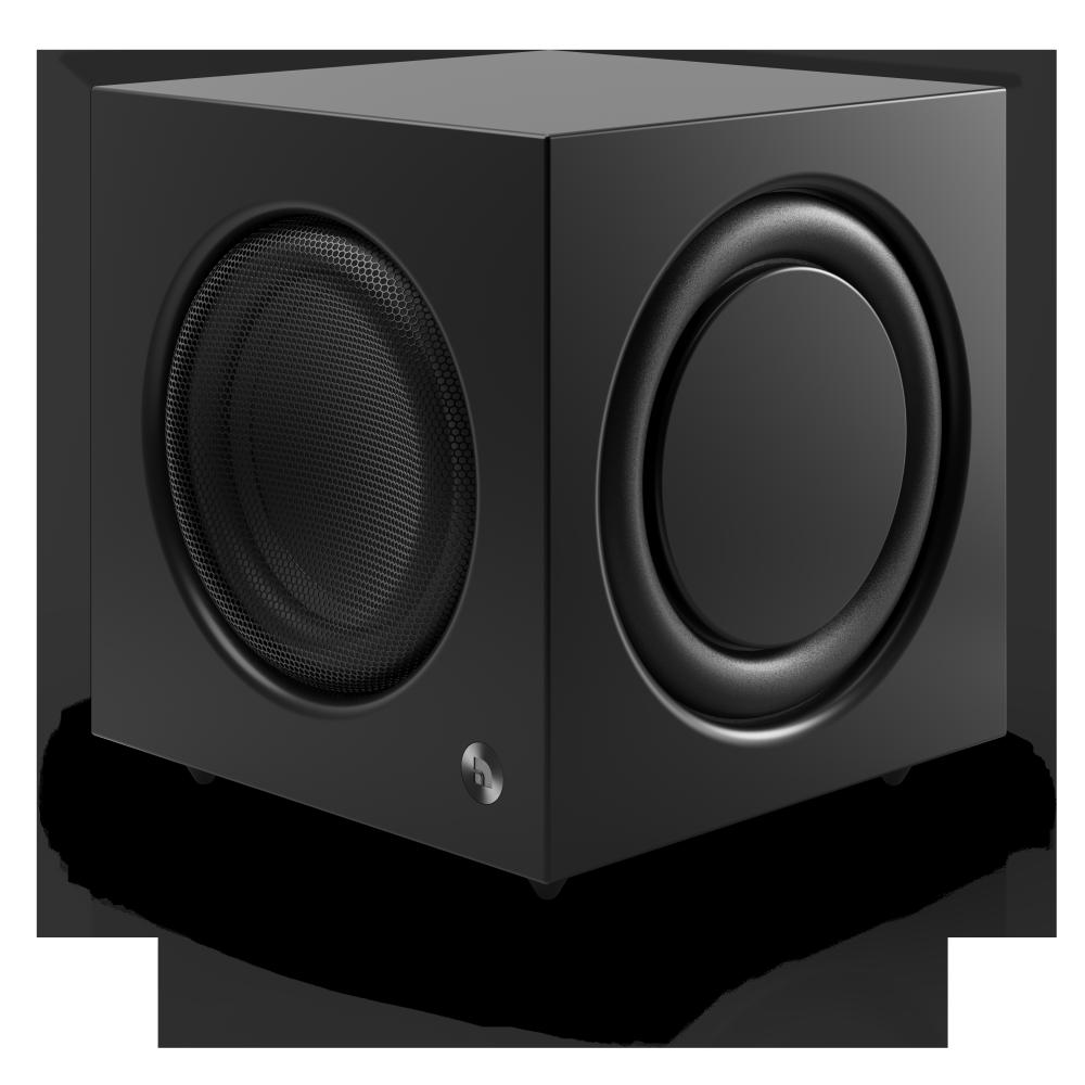 Audio Pro SW-10, black