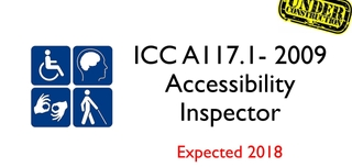 ICC A117.1-2009- Accessibility Inspector- Under Construction