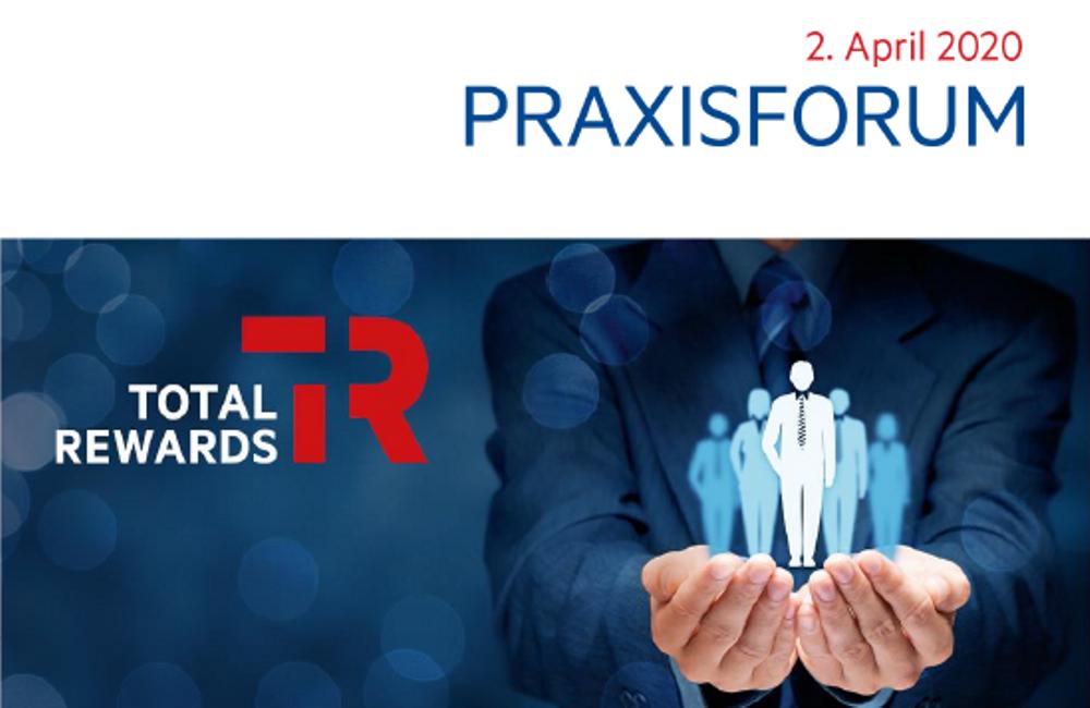 """Novartis & Benify mit einem Vortrag zum Thema """"Digitale Total Reward Statements"""""""