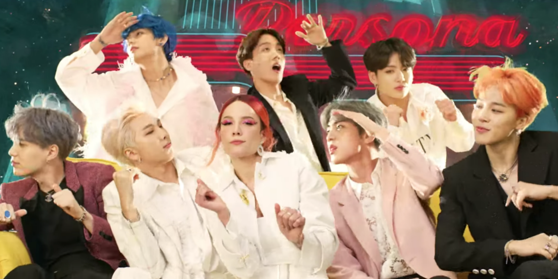 BTS releases new version of 'Boy With Luv' music video, 'ARMY with Luv' – watch