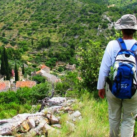 Self-Guided Hiking Tour - Brač and Hvar islands