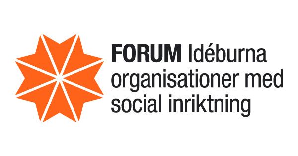 Forum - idéburna organisationer med social inriktning logo