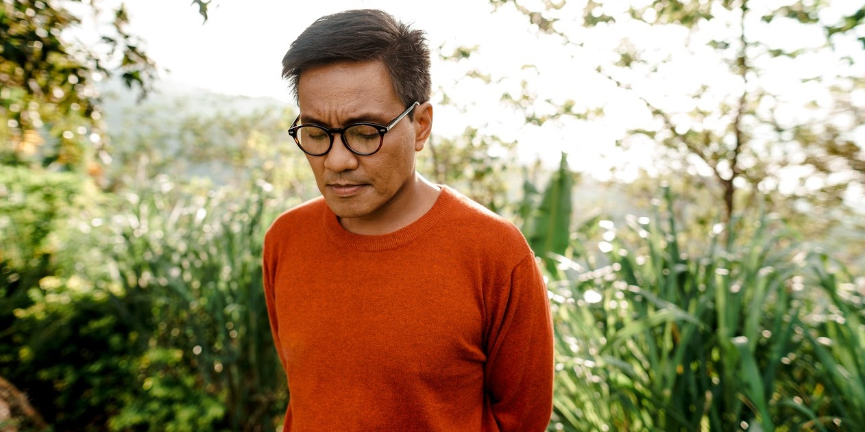 """It's a challenge. It's a mystery to solve"": Ebe Dancel talks overcoming struggles with mental health"