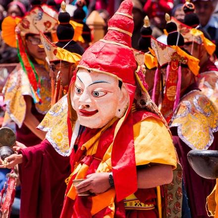 Hemis Festival, Ladakh