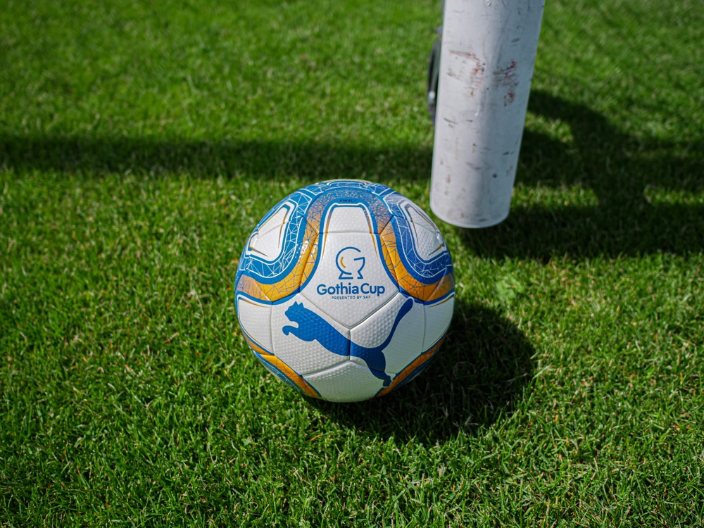 Official Gothia Cup ball 2019