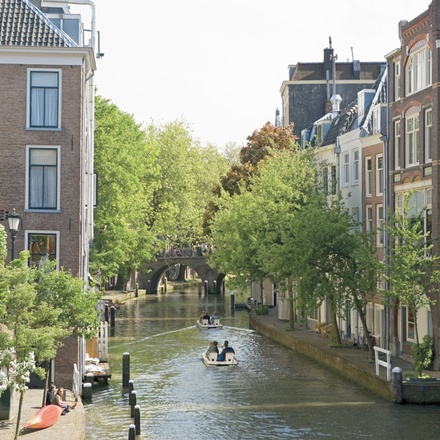 Art & History of the Netherlands by Rail