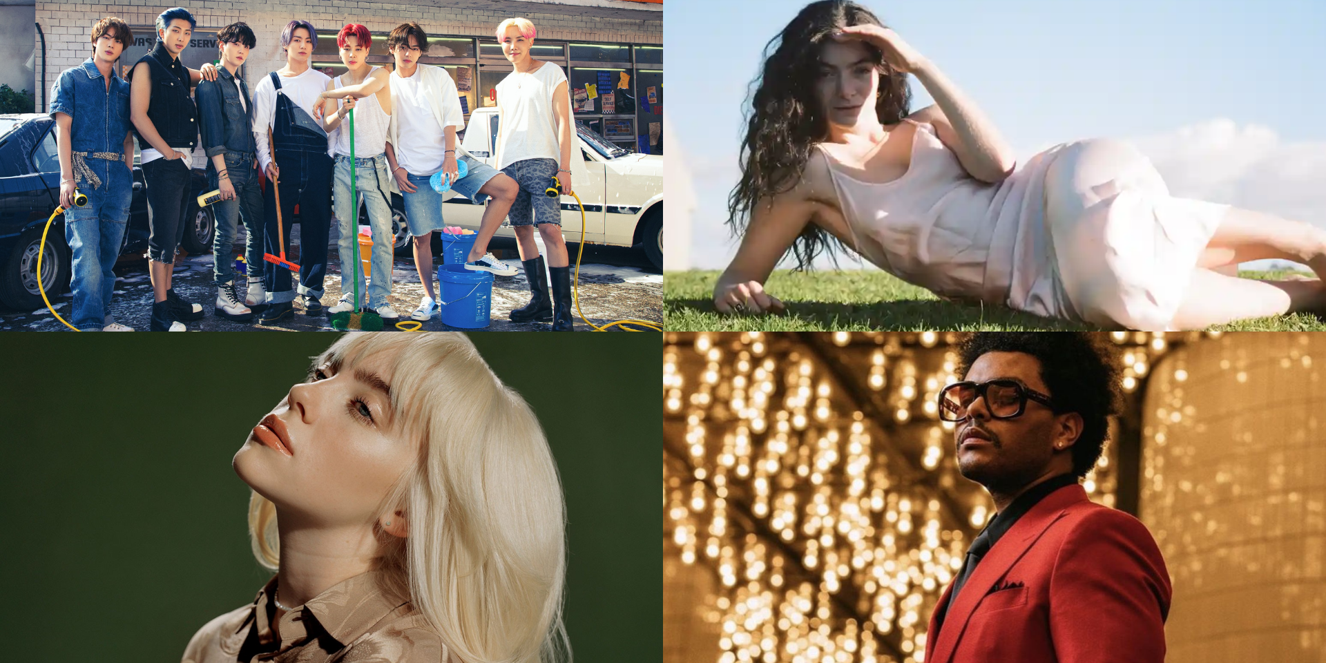 BTS, Lorde, Billie Eilish, The Weeknd, and more to perform at Global Citizen Live 2021, here's how to tune in
