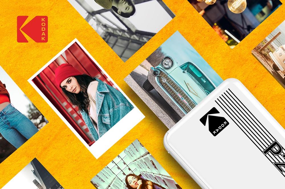 Nové kreativní tiskárny od Kodaku
