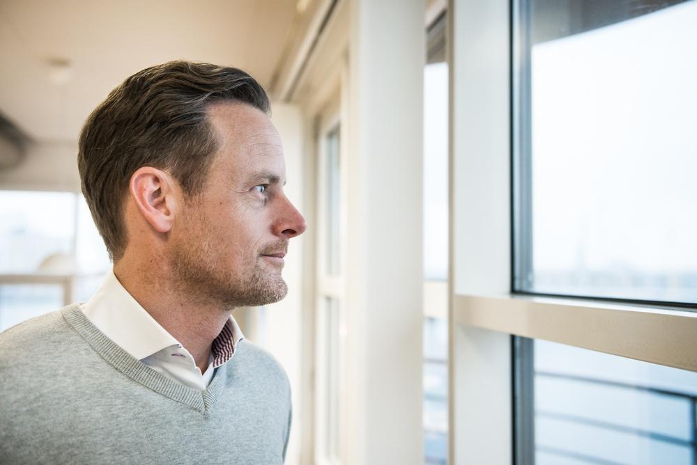 Fredrik Bengtsson, VD