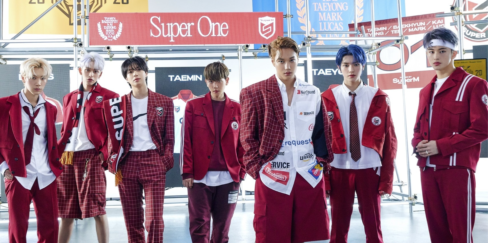 SuperM drops 'One (Monster & Infinity)' from upcoming album Super One – listen