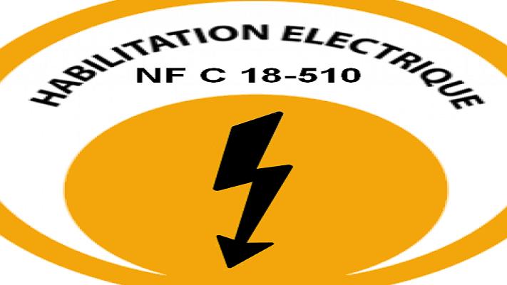 Représentation de la formation : FORMATION PREPARATION A L'HABILITATION ELECTRIQUE - B1(v)-B2(v)-BR-BC - Recyclage - 1.5 jour - Présentiel