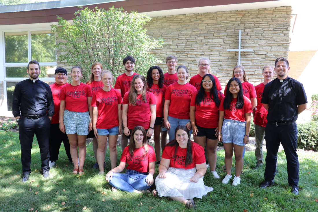 Newman Catholic Student Center Campus Ministry Page Link Thumbnail   Linktree