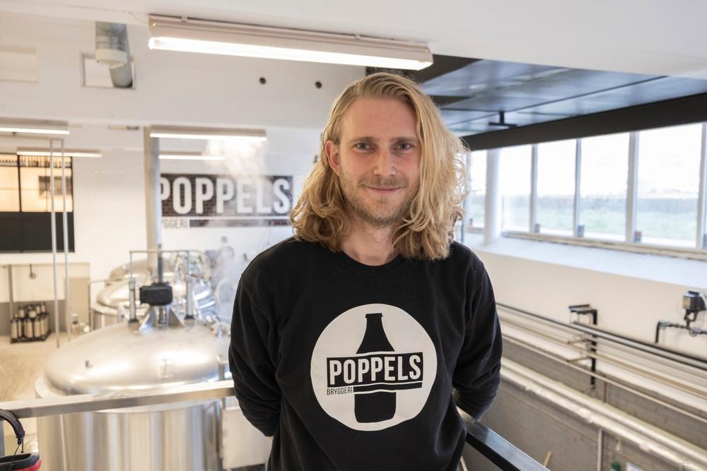 Magnus Pettersson, marknadschef på Poppels