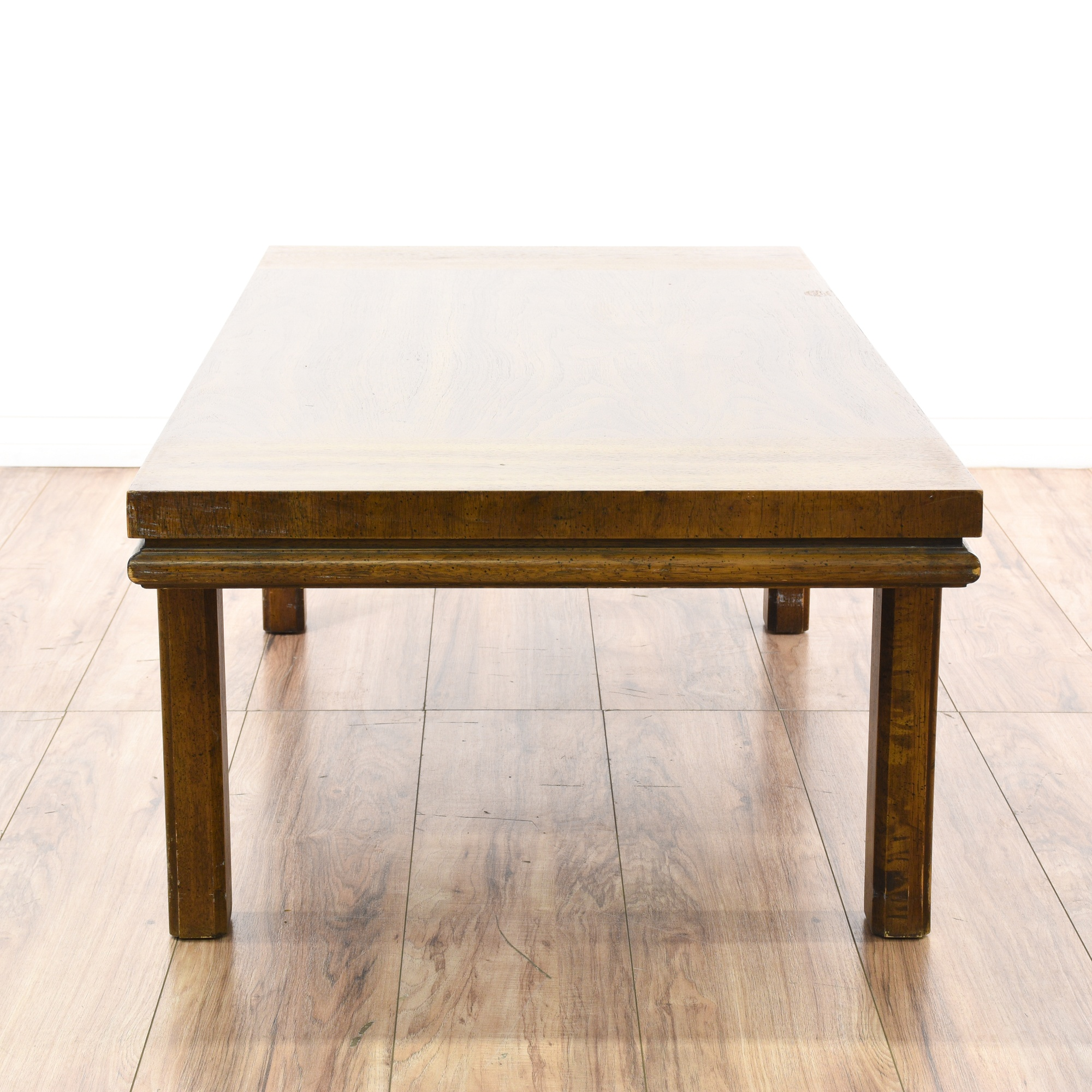 """Drexel Heritage Accolade"" Campaign Coffee Table"