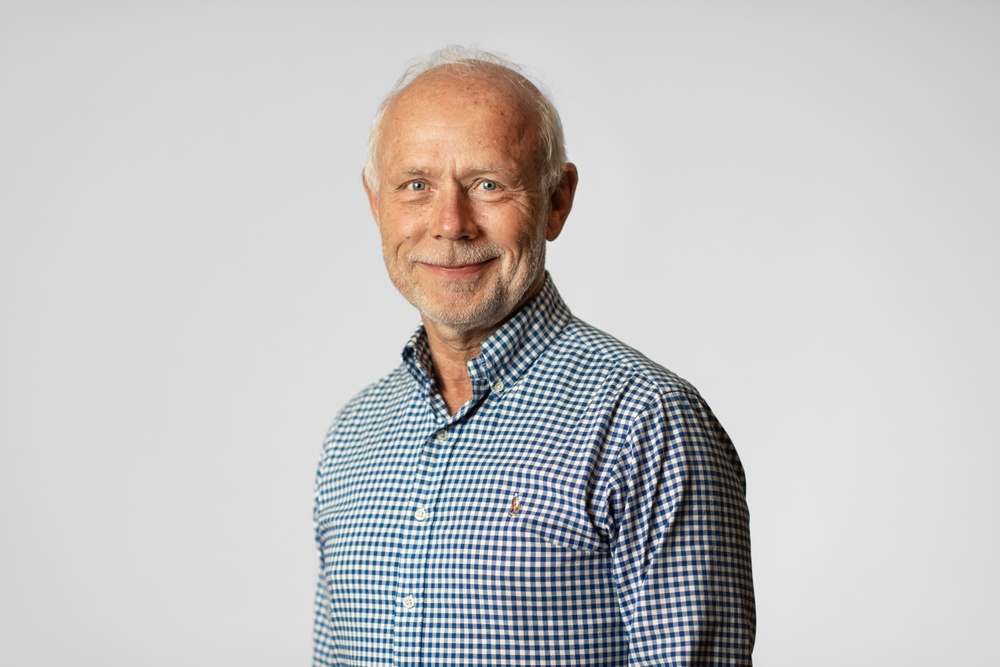 Dennis Andersson, General Secretary