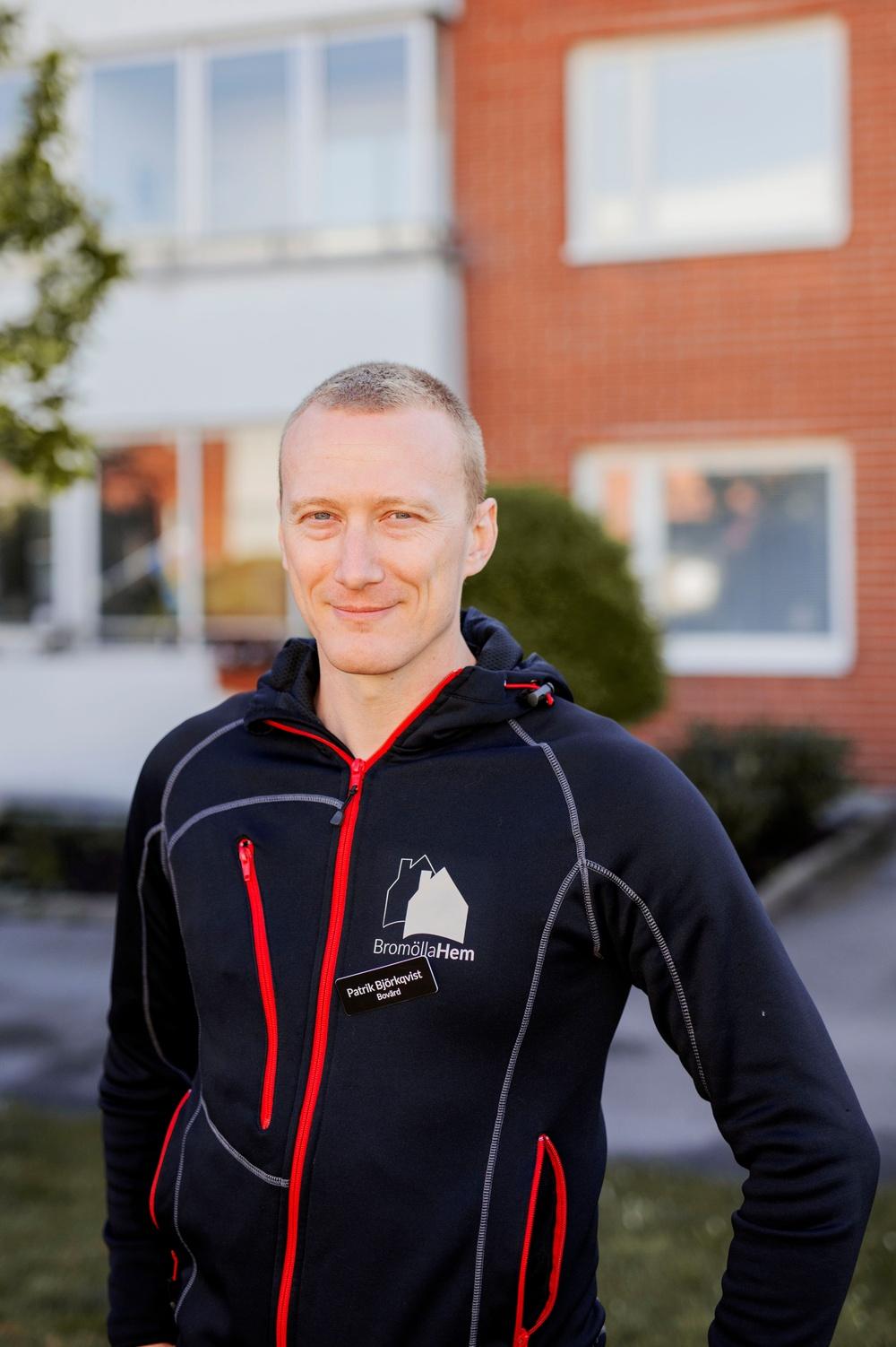 Patrik Björkqvist BromöllaHem